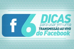transmissão ao vivo do facebook