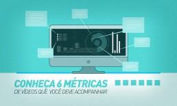métricas de vídeos