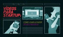 vídeo para startup