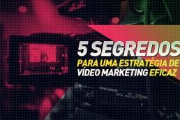 estratégia de vídeo marketing