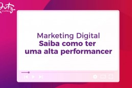 Marketing digital tenha alta performance